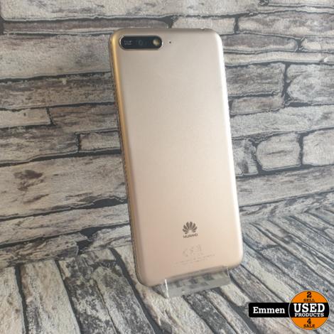 Huawei Y6 - 2018 Wit - Dual Sim