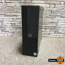Dell Optiplex 3070 - Intel Core i5 Desktop - Windows 11 - 180 SSD