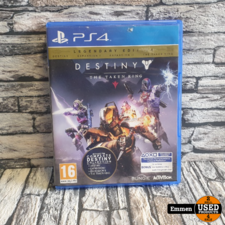 PS4 - Destiny - The Taken King - Playstation 4 Game