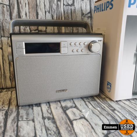 Philips AE5020B - DAB+ FM Radio