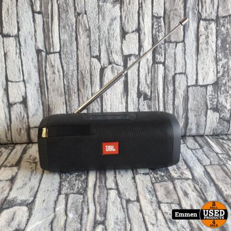 JBL Tuner - DAB+ FM Radio en Bluetooth - Zwart