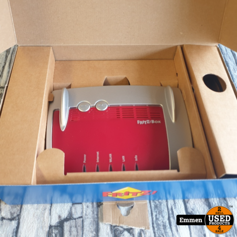 Fritz!Box 4020 - Router