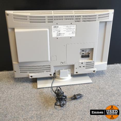 Akai ALD2416FH - 24 Inch LCD TV (zonder afstandsbediening)