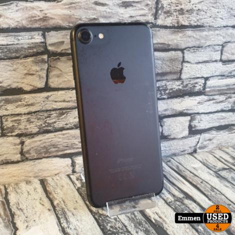Apple iPhone 7 - 32 GB Zwart