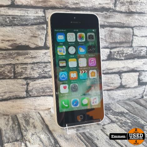 Apple iPhone 5C - 16 GB Wit
