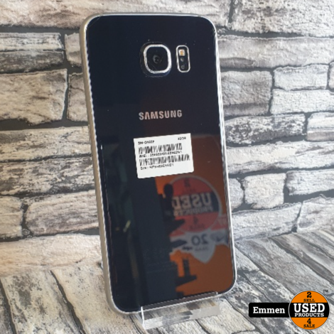 Samsung Galaxy S6 - 32 GB Blauw