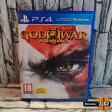 PS4 - God of War Remastered