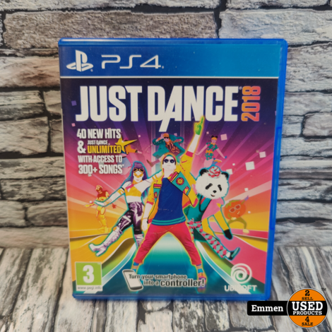 PS4 - Just Dance 2018
