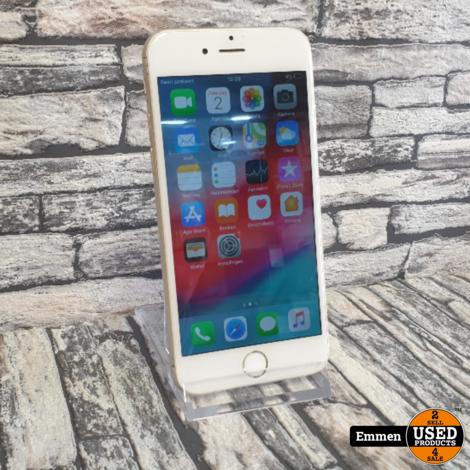 Apple iPhone 6 - 64 GB Wit (C-Crade)