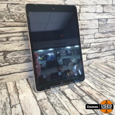 Apple iPad Mini 2 - 16 GB (met Barstje)