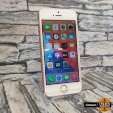 Apple iPhone SE - 32 GB Rose Gold