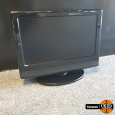 Qmedia QL-1516 - 15 Inch LCD TV (zonder afstandsbediening)
