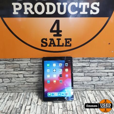 Apple iPad Air - 32 GB WiFi + 4G - Zwart