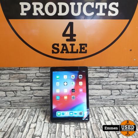 Apple iPad Air - 16 GB WiFi - Zwart
