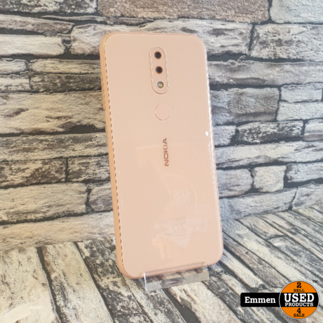 Nokia 4.2 - Dual Sim - Roze