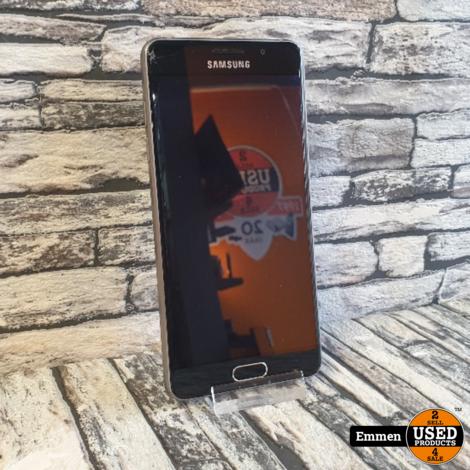 Samsung Galaxy A5 - 2016 Zwart (met Barstje)