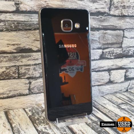 Samsung Galaxy A3 - 2016 Zwart (met Gratis Car Adapter t.w.v. €14,95)