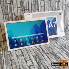 Samsung Galaxy Tab A7 - 64 GB Wit - 10.4 Inch Tablet