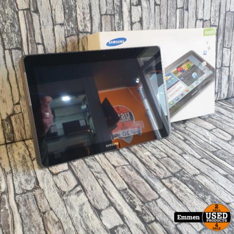 Samsung Galaxy Tab 2 - GT-P5110 - WiFi Tablet in doos