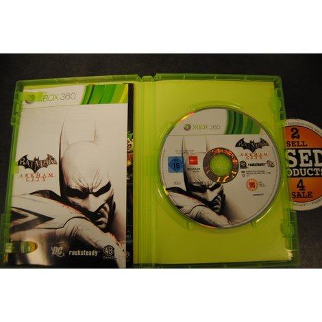 XBox 360 Batman Arkam City