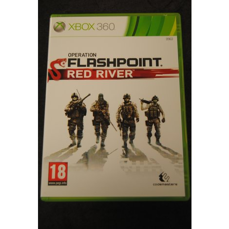 Xbox 360 game Flashpoint