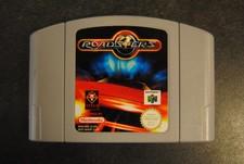 nintendo 64 game roadsters