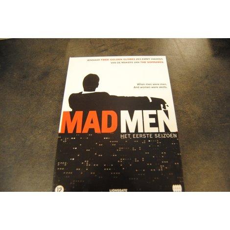 DVD Box Mad Men Seizoen 1