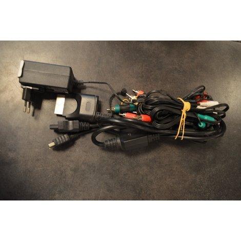 AVerMedia Capture Box C281 incl. kabels en adapter Zonder harde schijf