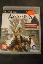 PS3 Game Assassin's Creed III