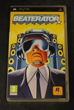 PSP game Beaterator