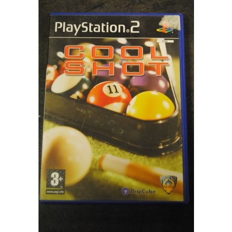 PS2 game Cool Shot
