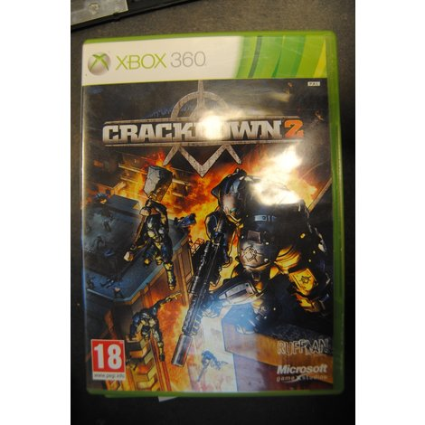 Xbox 360 game Crackdown 2