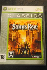 Xbox 360 game Saints Row
