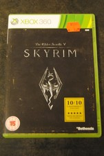 Xbox 360 game Skyrim