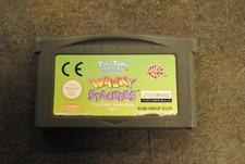 Gameboy Advance Wacky Stackers  los spel
