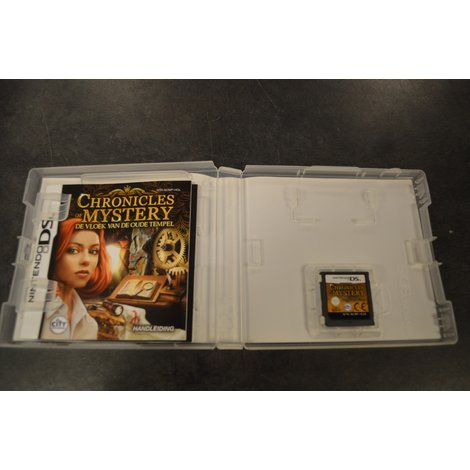 Nintendo Ds Game Chronicles of Mystery