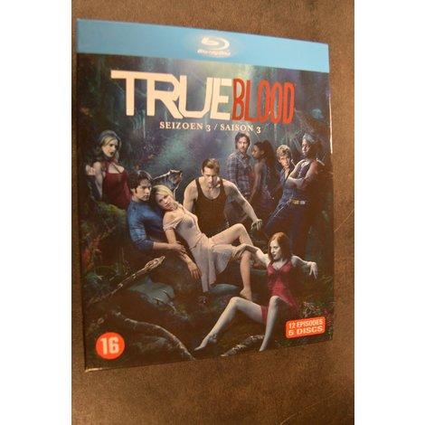 BluRay box True blood  seizoen 3