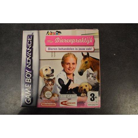 Gameboy advance game Mijn dierenpraktijk