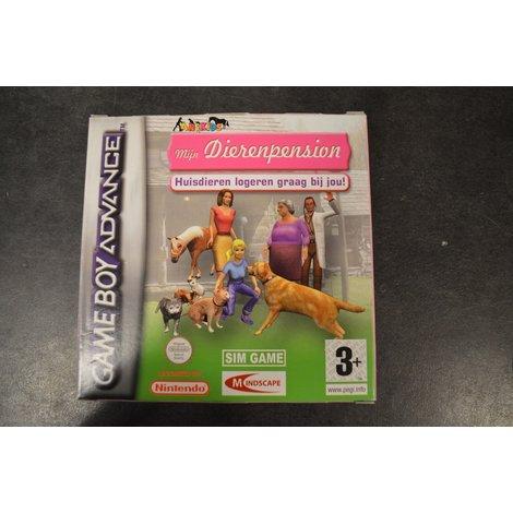 Gameboy advance game dierenpension