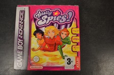 Gameboy advance game Totally spies