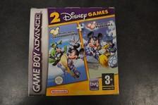 Gameboy advance game Disney sports disney football