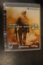 ps3 game C.O.D. MW 2