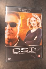 DVD box C.S.I. complete 3e  seizoen
