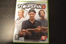 XBox 360 Game Topspin 3
