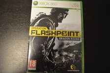 XBox 360 Game Flashpoint Dragon Rising