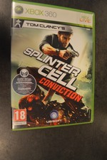 Xbox 360 Splinter Cell Conviction