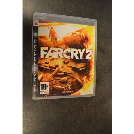 PS3 Game Far Cry 2