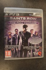 Ps3 game  Saints row full package