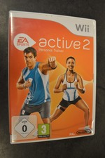 Wii Game Active 2  Personal Trainer