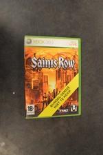 Xbox 360 Game Saints Row
